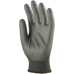 GANTS MANUTENTION POLYAMIDE GRIS