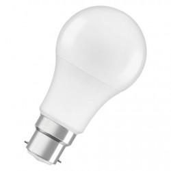 OSRAM LED CLA60 Dépolie 827 B22 8,5W 806lm Plastic