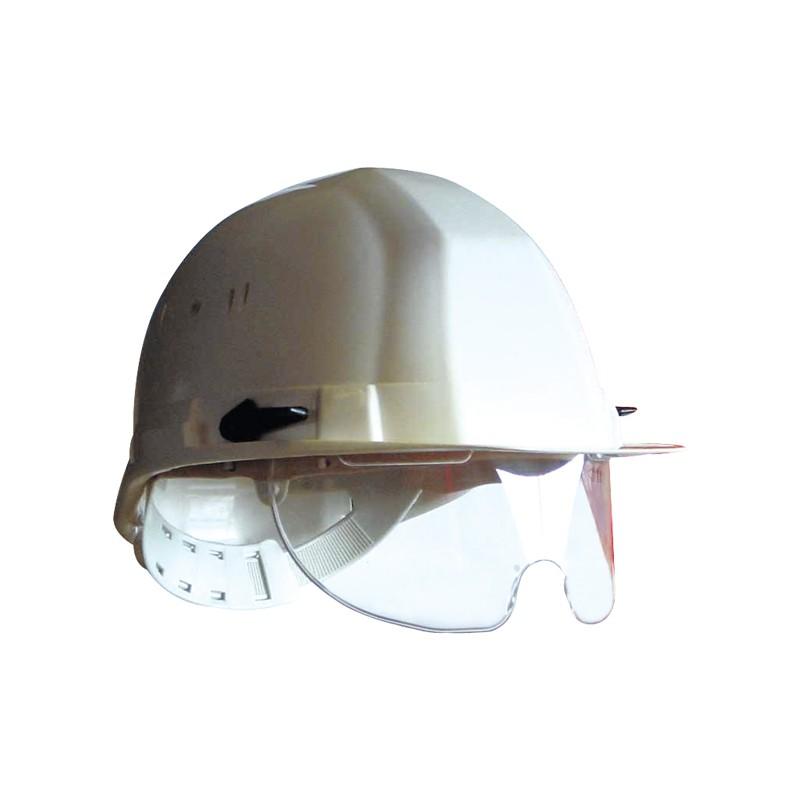 CASQUE DE PROTECTION AVEC LUNETTES