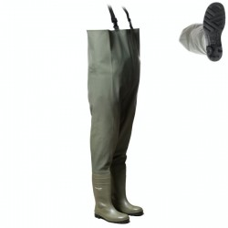 S5 SR WADERS IMPERMEABLES CUISSARDES PVC